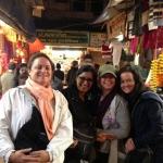 2013 India Retreat: Shopping