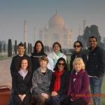 2013 India Retreat: Taj Mahal