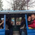 2013 India Retreat: Tuk Tuk RIde