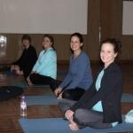 2013 India Retreat Yoga